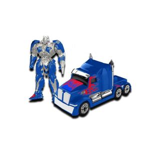 figurine transformers optimus prime achat vente jeux et jouets pas chers. Black Bedroom Furniture Sets. Home Design Ideas