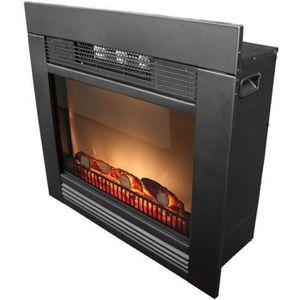 CHEMINÉE Cheminée Électrique chauffage effet feu de bois 18