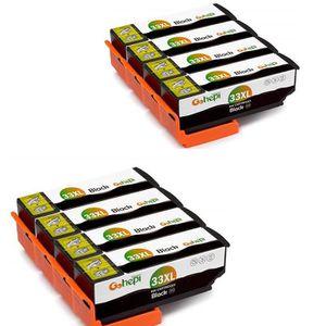 CARTOUCHE IMPRIMANTE Pack Compatible Epson 33 T33 T3351 Noir Cartouches