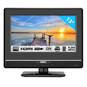 Téléviseur LED HKC 13M4 13,3 inch Full HD LED tv