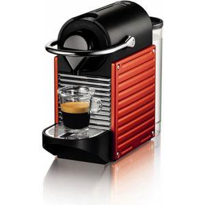 MACHINE À CAFÉ Nespresso KRUPS PIXIE ROUGE YY4126FD