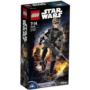 ASSEMBLAGE CONSTRUCTION LEGO® Star Wars™ 75119 Rogue One Sergent Jyn Erso
