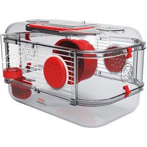 CAISSE DE TRANSPORT Cage Rody 3 Mini Pour Hamster