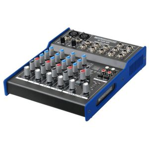 TABLE DE MIXAGE Pronomic M-602UD Table de Mixage USB