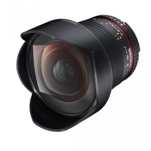 OBJECTIF Samyang 14mm F2.8 Canon AE