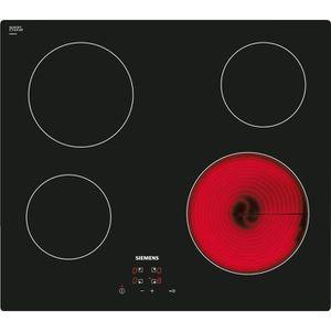 PLAQUE VITROCÉRAMIQUE  SIEMENS ET611HE17F Table de cuisson vitrocéramique
