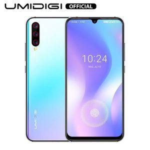 SMARTPHONE Smartphone Portable Débloqué 4G, UMIDIGI X Smartph