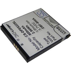 Batterie téléphone Batterie de secours pour téléphone portable Doro P