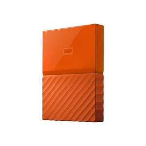 DISQUE DUR EXTERNE WESTERN DIGITAL My Passport - 1To - Orange