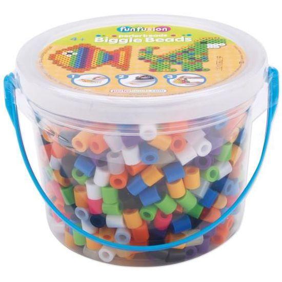PRL17604 Stripes N Pearls Bead Tray Perler Beads