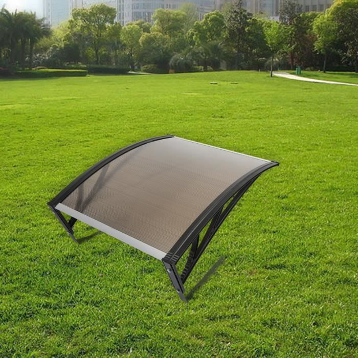 Brun 100*78*50cm Carport robot tondeuse garage toit abri pour pelouse robot auto mower tondeuse garden