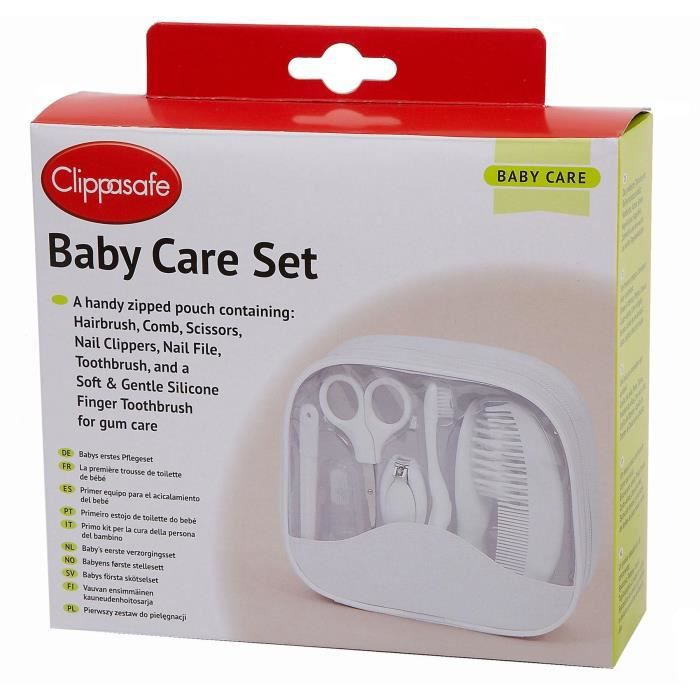 Clippasafe Set Soin pour bébé