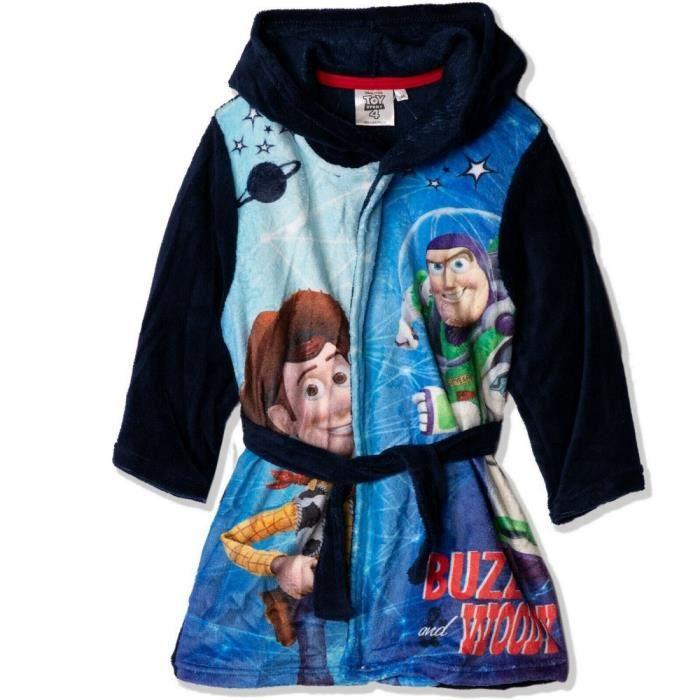 Robe de chambre 8 ans Toy Story enfant bleu GUIZMAX