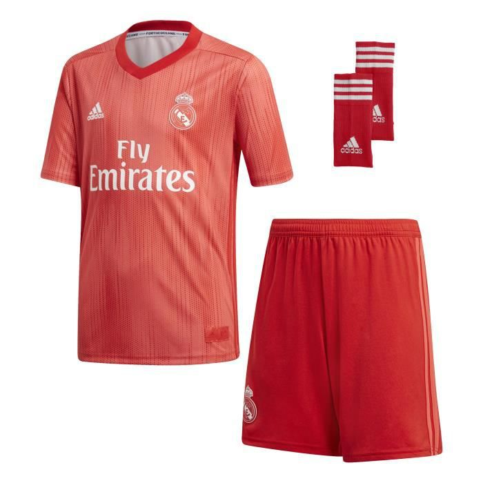 Mini kit third Real Madrid 2018/19