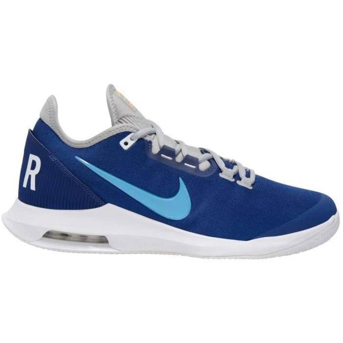 Chaussures de Tennis Homme Nikecourt Air Max Wildcard Bleu 43