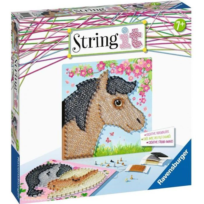 String It midi: Horses