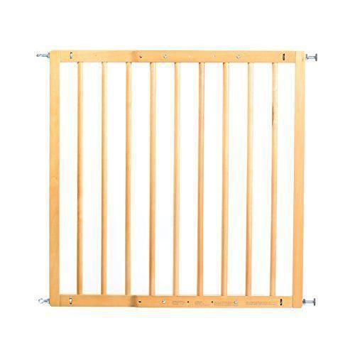 Reer La barrière à visser basique 46211 protection de porte, naturel - 5650453
