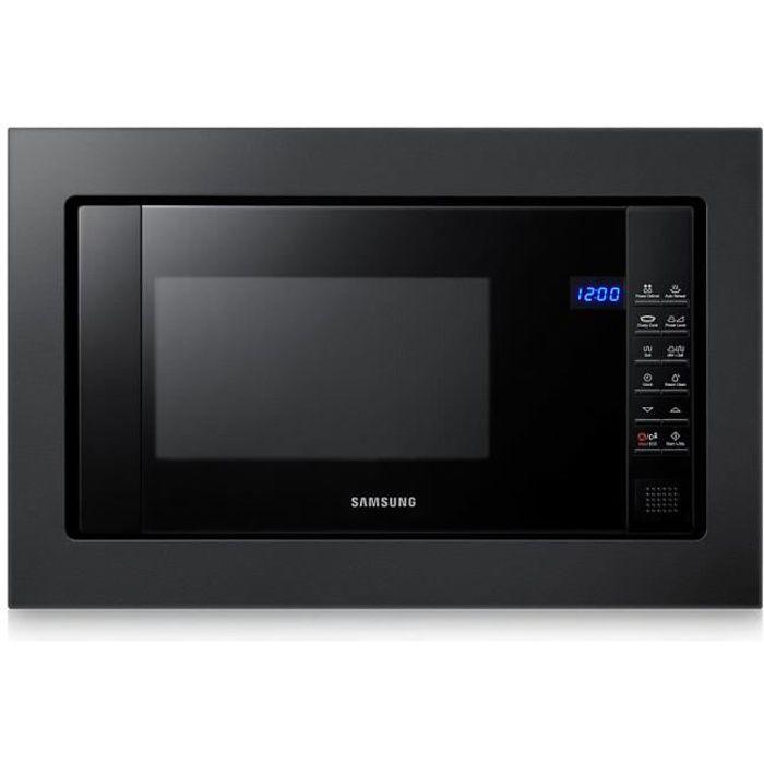 Samsung FG87SUB, Intégré, 23 L, 800 W, Toucher, Noir, Bouton