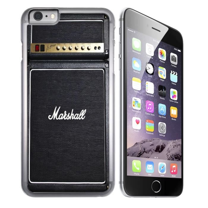coque iphone 8 marshall