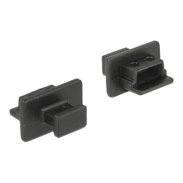 NETTOYAGE - ENTRETIEN DeLOCK Dust Cover for USB 2.0 Type Mini-B Female H