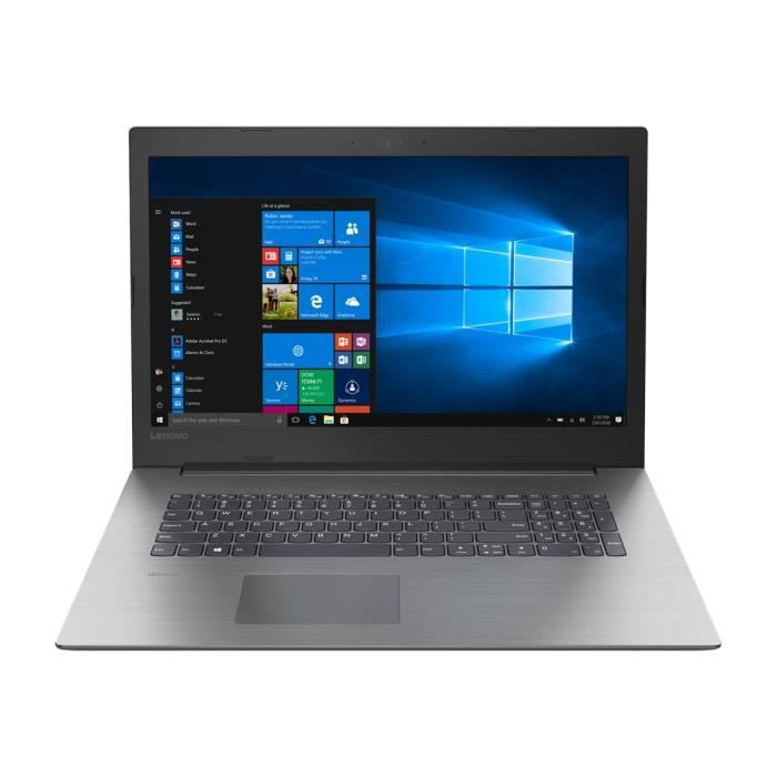 ORDINATEUR PORTABLE Lenovo 330-17ICH 81FL Core i5 8300H - 2.3 GHz Win