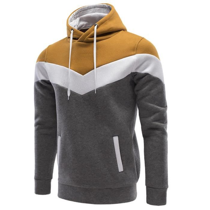 sweat a capuche homme gris automne marque skateboards hoodies pull sweatshirt gris clair gris. Black Bedroom Furniture Sets. Home Design Ideas
