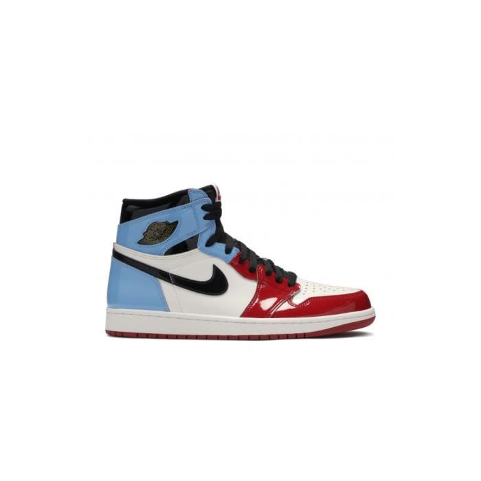 air jordan rouge bleu