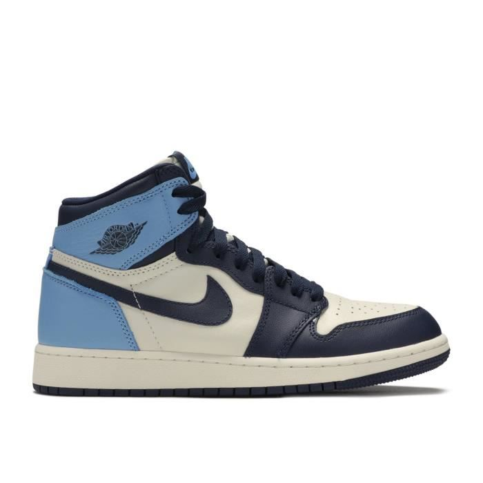 air jordan 1 retro high og bleu