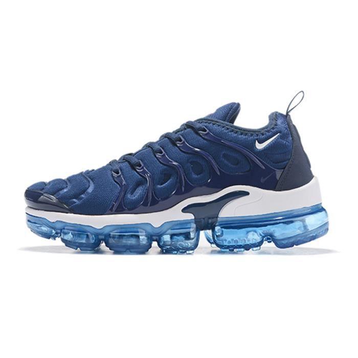 Baskets NIKEs AIRs Max VapormaxS Plus TN Homme Bleu Bleu ...