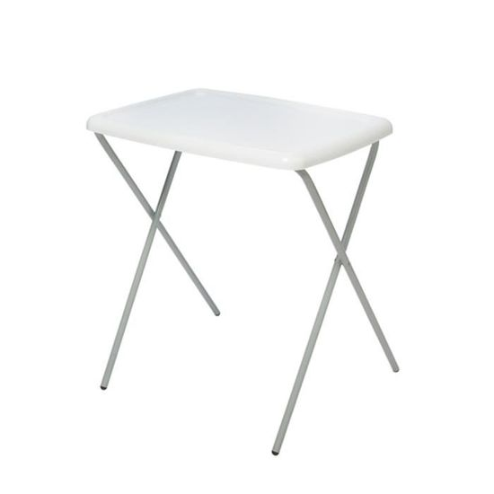 Table D Appoint Pliante Blanc Achat Vente Table Dappoint