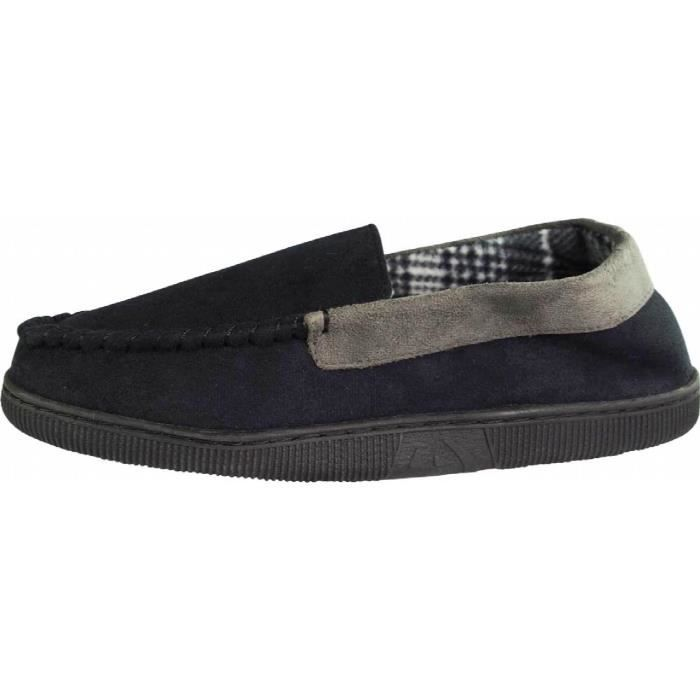Perry Ellis Twin-stretch Slippers Z0IKR Taille-XL