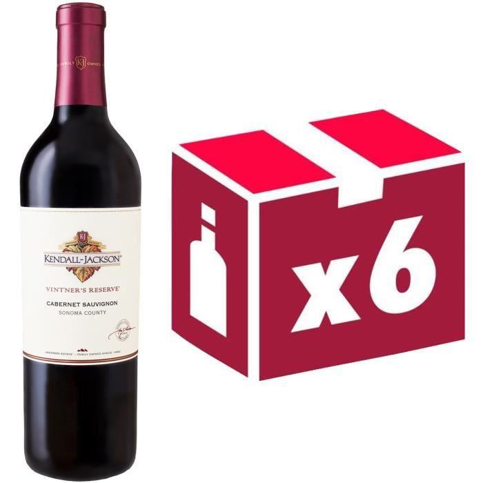 Kendall Jackson Vintner's Reserve Cabernet Sauvignon USA Napa County 2011 - Vin rouge