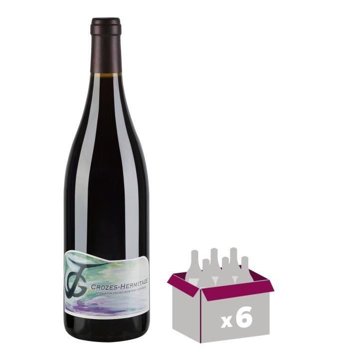 Domaine Pierre Gaillard 2016 Crozes l'hermitage - Vin rouge de la Vallée du Rhône