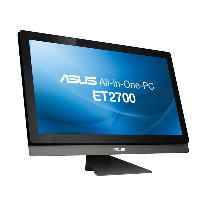"Asus - ET2700INKS-B011C - Ordinateur de Bureau 27"" (68,58 cm) - Intel core i3 - 1000 Go - 4096 Mo - NVIDIA GT 540 - Windows 7 - Noir"