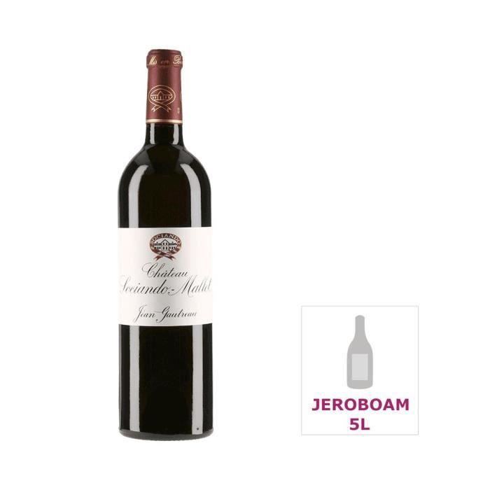 Jéroboam Château Sociando Mallet 2011 Haut-Médoc - Vin rouge de Bordeaux