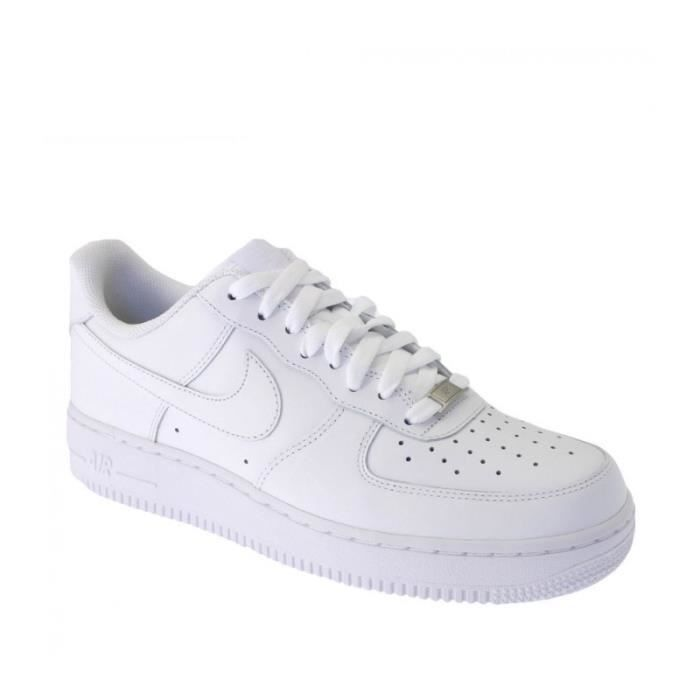 cheaper f1e57 b20f0 BASKET NIKE Baskets Air Force 1 07 Chaussures Homme
