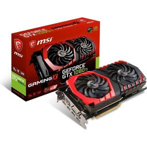 CARTE GRAPHIQUE INTERNE MSI Carte graphique GeForce® GTX 1080 TI GAMING X