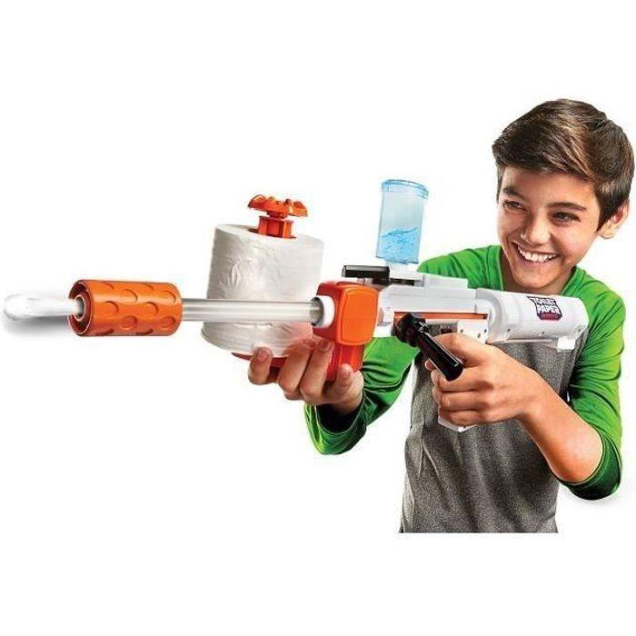 Pompier Pistolet à eau Lanceur d/'eau avec Réservoir Sac à dos pour