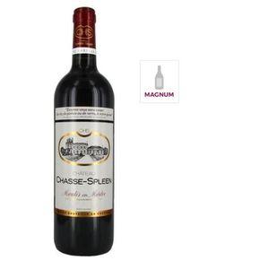 VIN ROUGE Magnum Château Chasse Spleen 2014 Moulis - Vin Rou