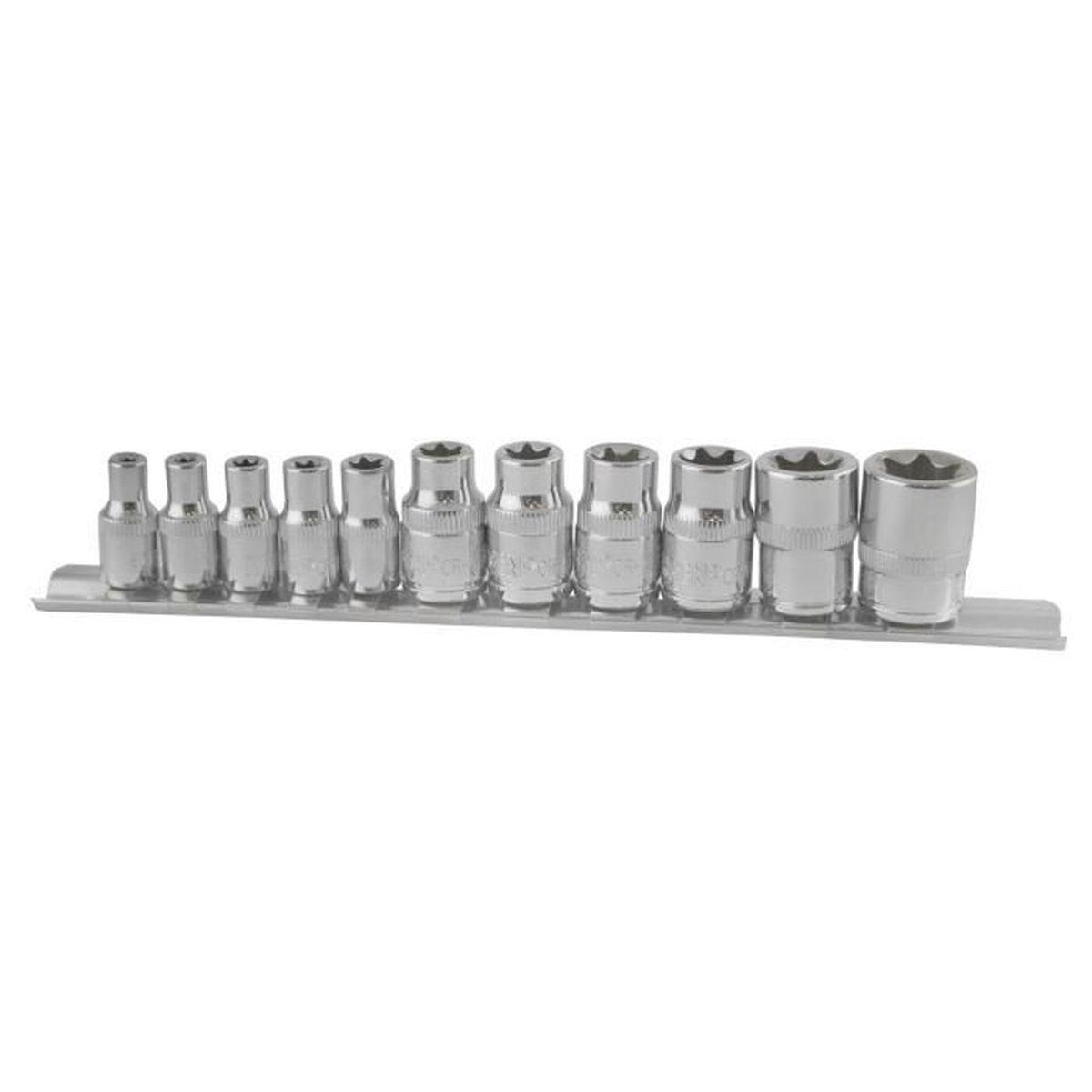 IZAR 55636 Foret /à m/étaux HSSE DIN338W inoxydable 6,80 mm blister