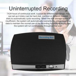 SYSTÈME D'EXPLOITATION Enregistreur Téléphone Vocal Boîte à 1 Canal Systè