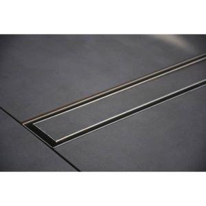 CABINE DE DOUCHE 80 cm modèle à carreler - Caniveau de Douche Itali