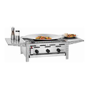 cuisini/ères Support de support pour wok pour br/ûleurs /à gaz support de remplacement universel en fonte support pour wok pour cuisine et camping r/échauds /à gaz