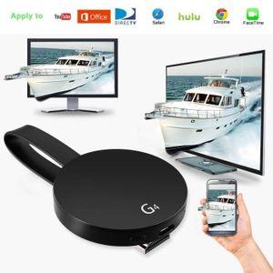 RÉCEPTEUR - DÉCODEUR   G4 Wifi Affichage Dongle HDMI Récepteur Adaptateur