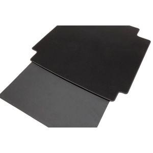 TAPIS DE SOL 2 pièces tapis de sol de voitures du coffre adapté