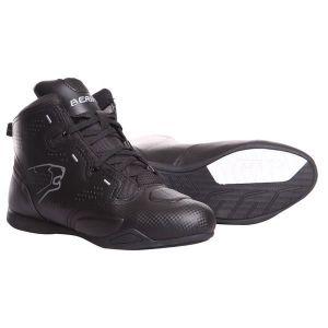 CHAUSSURE - BOTTE BERING Chaussures Moto Jasper Noir