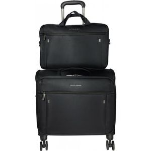 VALISE INFORMATIQUE Pilot Case Porte-ordinateur Duo - David Jones - No