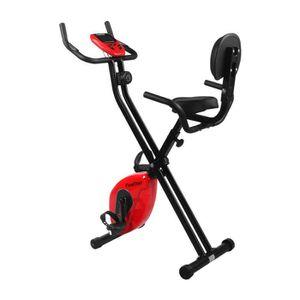 VÉLO D'APPARTEMENT Vélo D'appartement ultra-pliable Avec 3 kg de roue