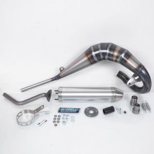 ECHAPPEMENT APRILIA RS4 50 2T HOMOLOGUE GP LINE CHROME
