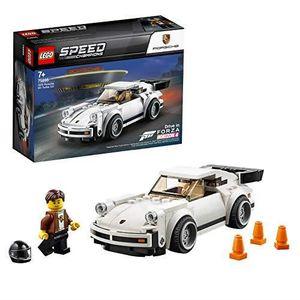 ASSEMBLAGE CONSTRUCTION LEGO Speed Champions - 1974 Porsche 911 Turbo 3.0,